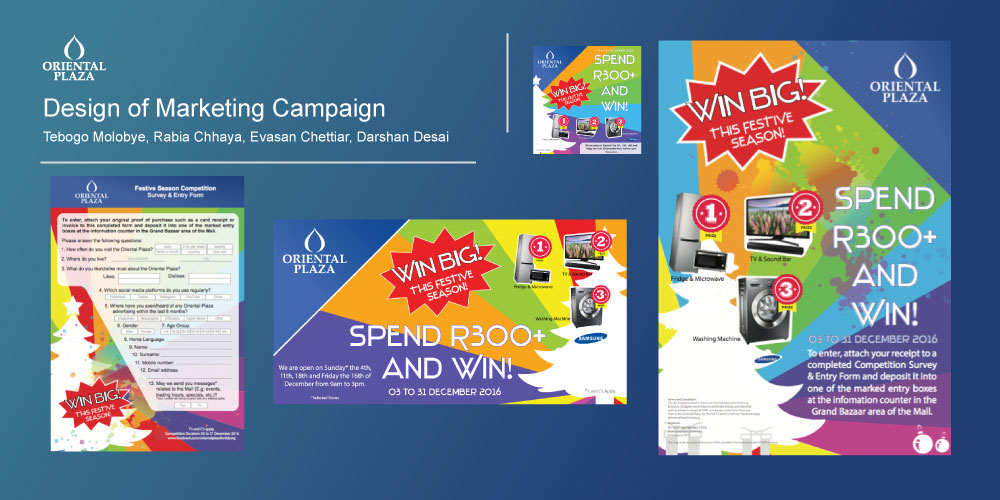 Design of Marketing Campaign - Websites, Website Design, Digital Marketing